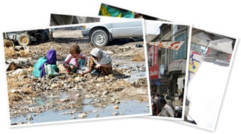 View Poverty,Population, Pollution