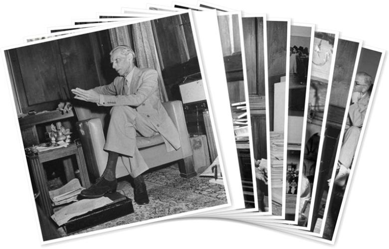 View Mohammad Ali Jinnah